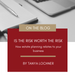 IS THE RISK WORTH THE RISK